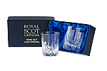 Royal Scot - London - Presentation Box 2 Whisky Tumblers