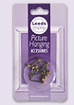 Leeds Display 12 Hardened Picture Pins