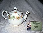 Duchess China Greensleeves - Teapot Small 2 cup