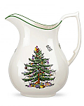 Spode Christmas Tree - Large Jug 1.4L 2.5pt