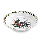 Portmeirion Holly & Ivy Pasta Bowl 8 inch