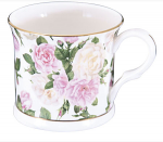 Creative Tops Palace Fine Bone China Mug - Royal Bouquet