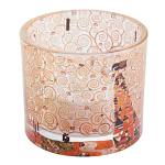 Klimt - Expectation Glass Tealight
