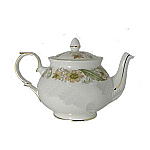 Duchess China Greensleeves - Teapot Medium 4 cup