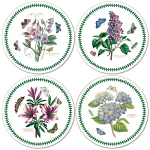 Portmeirion Botanic Garden Round Placemats Set of 4