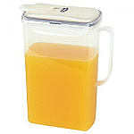 Lock & Lock Fridge Door Jug Rectangular 2ltr