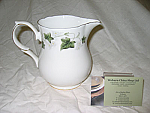 Duchess China Ivy - Milk Jug