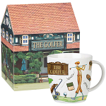 At Your Leisure - The Golfer Mug in Giftbox