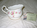 Duchess China June Bouquet - Gravy Boat