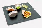 Just Slate Company - Trio Tear Drop Fusion Set 30 x 30cm