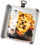 James Martin Bakers Dozen Square Cake Tin 23x23x4.5cm