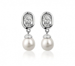 Newbridge Grace Kelly Drop Earrings
