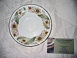 Duchess China Greensleeves - Tea Saucer 14cm
