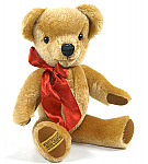 Merrythought London Gold 18 inch Teddy Bear with Growl