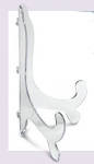 Leeds Display Classic Stand 11 inch Clear