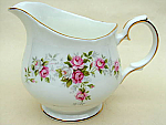 Duchess China June Bouquet - Cream Jug (Coffee) Small Size