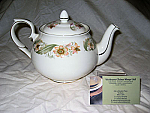 Duchess China Greensleeves - Teapot Large 6 cup
