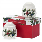 Portmeirion Holly & Ivy Salt & Pepper Set