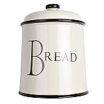 Fairmont & Main - Script Bread Crock