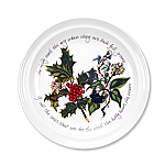 Portmeirion Holly & Ivy Plate 8 inch