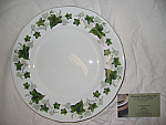 Duchess China Ivy - Luncheon Plate 24cm