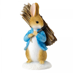 Border Fine Arts - Beatrix Potter - Peter Carrying Sticks