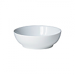 White By Denby Soup/Cereal Bowl