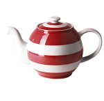 Cornishware - Cornish Red - Betty Teapot 108cl - Large