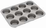 Judge Bakeware - Cupcake/Muffin Tin 12 cup 35x26.5x3cm