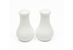 Maxwell & Williams - White Basics Fluted Salt & Pepper Set