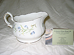 Duchess China Harebell - Gravy Boat