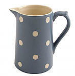 Fairmont & Main Kitchen Spot Blue Medium Jug - 550ml