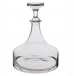 Dartington Crystal Ships Decanter