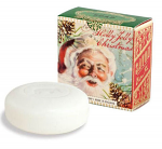 Michel - Holly Jolly Christmas Small Soap Bar