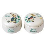 Beatrix Potter - Peter Rabbit Tooth & Curl Boxes