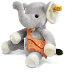 Steiff Poppy Elephant Grey 26cm