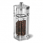 Cole & Mason - Cube Precision Clear Pepper Mill