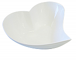 Maxwell & Williams - White Basics Heart Bowl 23cm