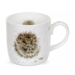 Royal Worcester Wrendale Designs - Mug - Hedgehog - Awakening