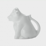 Maxwell & Williams - White Basics Small Cow Creamer Cream Jug 100ml