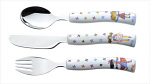 Arthur Price Cherish Me - Girl's 3 Piece Cutlery Set