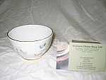 Duchess China Harebell - Open Sugar (Coffee) Small Size