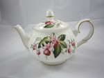 Duchess China - Fuchsia Teapot (Small) 2 cup