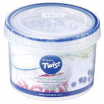 Lock & Lock Twist Round 360ml Container (98 x 74mm)