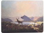 Highland Stag - Creative Tops 6 Premium Tablemats