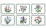Portmeirion Botanic Garden Placemats - Set of 6