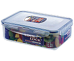 Lock & Lock Rectangular 1.6ltr (228 x 165 x 70mm)