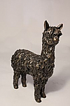 Frith Sculpture - Alpaca - Standing