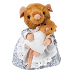 Hunca Munca and Baby by Gund - Small