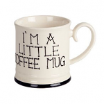 Fairmont & Main - I'm a Little Teapot - Tankard Mug Coffee